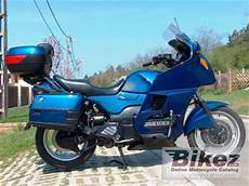 1992 Bmw K 1100 Lt Specifications And Pictures