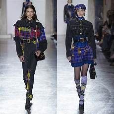 Malvorlagen Winter Versace Runway Report Milan Fashion Week Versace Fall Winter