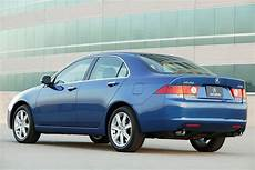 2005 acura tsx overview cars com