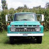 1966 Ford F600 Flatbed Truck  Classic For Sale