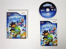 disney universe game for wii complete the game