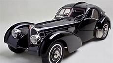 Bugatti Type 57 Sc Atlantic Voiture Quatre Roues Et