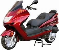 roller 4 takt 250cc 4 stroke moped scooter