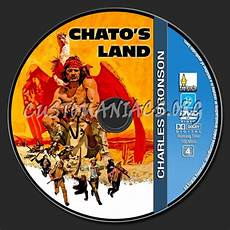 charles bronson collection chato s land dvd label dvd covers labels by customaniacs id