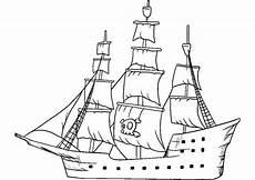schiffe 19 ausmalbilder malvorlagen