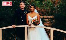 inside former strictly star sunetra sarker s star studded wedding exclusive hello