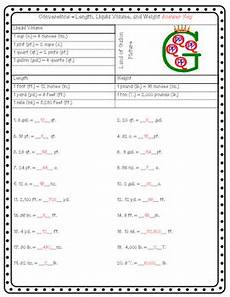 measurement conversion worksheets high school 1458 conversion worksheet liquid volume and weight by tallud tpt