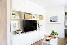ikea tv wand our multifunctional ikea besta tv wall storage system