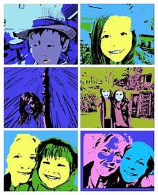 Pop Art Club Totally Inspired By Andy Warhol Pop