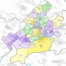 file frankfurt subdivisions boroughs svg wikimedia commons