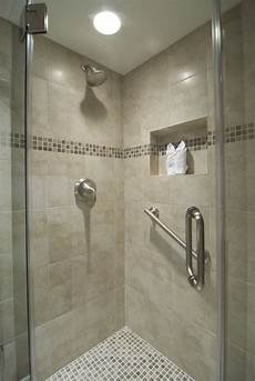Shower Walls Mosaics And Tile On