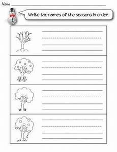seasons worksheets printable 14749 four seasons printable worksheet by kullman tpt