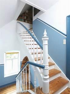 treppenhaus gestalten wände hausflure neu gestalten