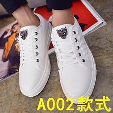 men s tide han edition white shoe youth casual shoes sandals shoes white joker character