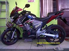 Modifikasi Megapro New by Foto Foto Modifikasi Honda New Megapro