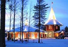 immagini casa di babbo natale in finlandia la casa di babbo natale