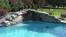 ecofinish concrete swimming pool finish youtube