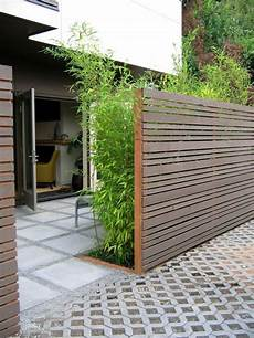 panneau cloture jardin choisissez un panneau occultant de jardin terrasse bois