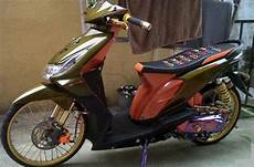Honda Beat Modifikasi Simple by Gambar Modifikasi Honda Beat Simple Sederhana Cocok Buat