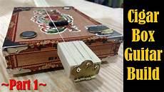 build a cigar box guitar make a cigar box guitar 1 c b gitty kit cmrw 29