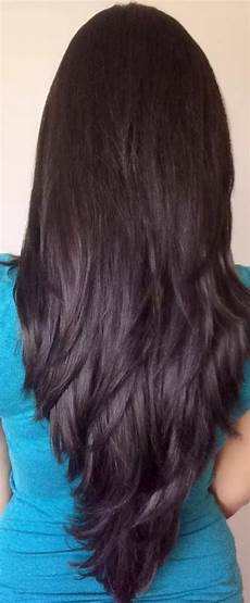 steps haircut for long hair what is the difference between step cut and layer cut quora
