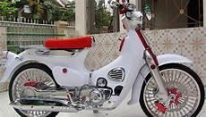 Modifikasi Honda 70 Yg Keren Abis by 56 Modifikasi Honda C70 Curan Otomotif