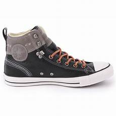 converse trainers shoes chuck hiker leather