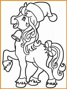 Ausmalbilder Weihnachten Pferde Ausmalbilder Pferde Weihnachten Rooms Project
