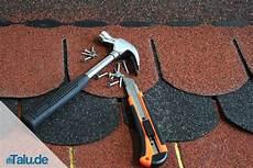Bitumen Dachschindeln Verlegen - dachschindeln selbst verlegen dach mit bitumenschindeln