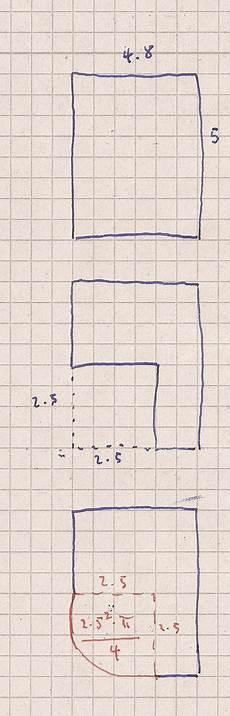 fl 228 che in m2 berechnen mathelounge