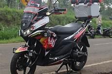Aerox Modif Touring by 35 Terbaru Modifikasi Aerox Touring Moto Gp Thailook
