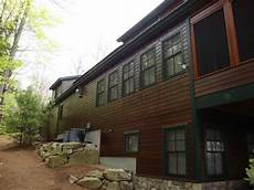 brown house green trim search cabin exterior colors