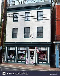 The Apartment Store by Historic Ellicott City Md Apartment Building Above A