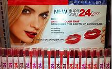 Maybelline New Nouveau spotted new maybelline superstay 24 hr color nouveau cheap