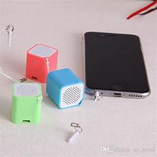smart box mini bluetooth speakers mobile phone
