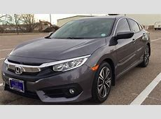 2016 Honda Civic EX L Review   YouTube