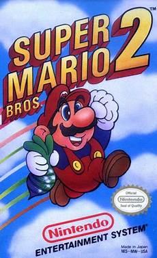 Malvorlagen Mario Bros 2 Mario Bros 2 Usa Version Cover