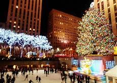 Us Nachrichten De Weihnachten Usa Schrille Nacht In Nyc