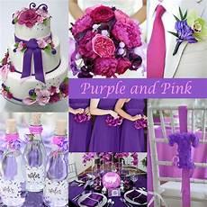 purple wedding color combination options pink purple wedding purple wedding pink wedding