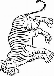 Ausmalbilder Tiere Tiger Ausmalbilder Tiger 28 Ausmalbilder Tiere
