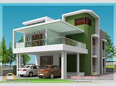 Beautiful modern simple Indian house design   2168 sq.ft