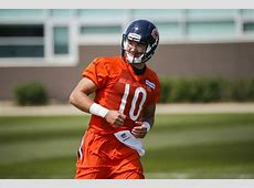 chicago bears mitch trubisky stats