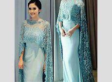 Jual lk dress terusan Premium Anna maxi gaun pesta nikahan