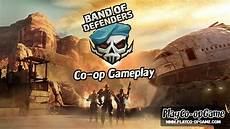 Band Of Defenders Beta Pc Steam 4 Players Co Op