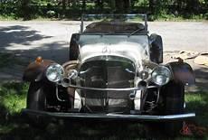 1929 mercedes gazelle replica kit car w pinto base