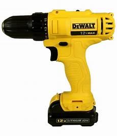dewalt dcd700c2 12v li ion cordless screwdriver