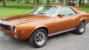 1969 AMC AMX For Sale Near Hendersonville Tennessee 37075