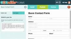 5 free online form builder websites