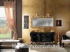 mobili bagno stile barocco mobile bagno stile barocco doppio lavabo top cristallo con