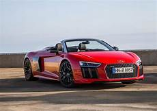 Audi Announces 2017 R8 V10 Spyder Pricing Motor Trend